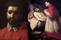 Hoy, 4 de noviembre, celebramos a... San Carlos Borromeo. Patrono de la banca y la bolsa
