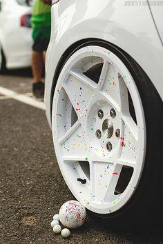 Mk5 GTI W/ 3sdm wheels and Jawbreakers   Flickr - Photo Sharing!