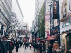 See 1 photo from 8 visitors to myeongdong. Four Square, Times Square, Nature, Photography, Travel, Shopping, Naturaleza, Photograph, Viajes