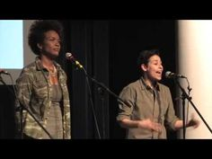 "Dominique Christina & Denice Frohman - ""No Child Left Behind"" - YouTube"