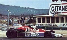 1978 GP Francji (Rene Arnoux) Martini MK23 - Ford