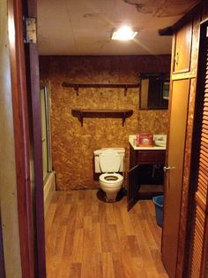 Another view of bathroom.