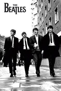 Juliste Beatles - in London
