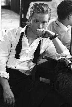 Luc Coiffait - Gentlemans Journal/Freddie Fox