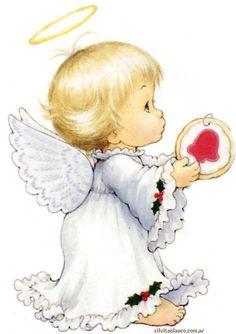 ángel querube, querubin