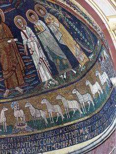 Santa Cecilia Martire-Roma -Santa Prassede