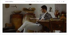 La Collezione PE 18 è online sul nostro Store.  Registrati alla nostra Newsletter per news e promozioni sul mondo Angelo Nardelli  ➤ www.angelonardelli.it  #AngeloNardelli #abbigliamentouomo #madeinItaly #storeonline