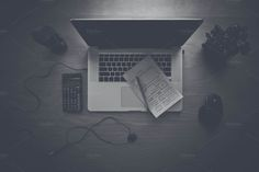 Elegant Workspace by Inspirationfeed on Creative Market