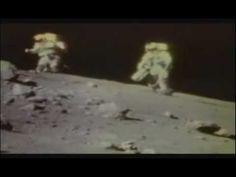 IMPOSSIBLE Moon Landing Shot - Nasa Lies Exposed - YouTube