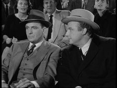 The Untouchables 1950s TV show,my Dad worked on this show. My brother John and I got to go to work w/my Dad and we met all the actors. Robert Stack was so kind and Abel Fernandez was so tall and good looking!