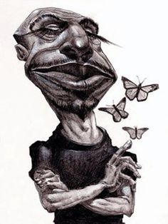 Father Butterfly by BUA #ART #DRAWING