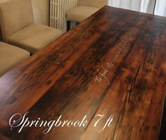 Harvest Tables - HD Threshing | Reclaimed Wood Furniture