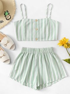 cute summer outfits for teens 54 - - - Cute Outfits Outfit Ideas For Teen Girls, Cute Summer Outfits For Teens, Cute Comfy Outfits, Cute Girl Outfits, Trendy Outfits, Cool Outfits, Holiday Outfits, Summer Clothes, Girls Fashion Clothes