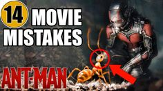14 Mistakes of ANT-MAN You Didn't Notice