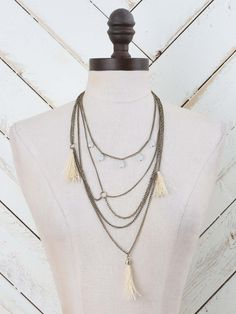 Altar'd State Layer It Up Necklace