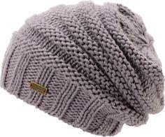 Spacecraft Girls Anise Grey Contrast Knit Beanie at Zumiez : PDP
