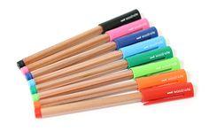 I'm in love with a pen. / uniball woodnote pens / jetpens.com via mintedcondition.com