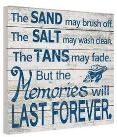 Marmont Hill Sand Salt Tans Painting Print on Wood. Makes a great gift for the avid beach lover and traveler. #beachhousedecor #beachhouse #beachgifts #uniquegifts #afflnk