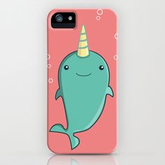 Friendly+Narwhal+iPhone+&+iPod+Case+by+Grove+-+$35.00