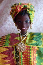 Für Sammler : Kenyan Barbie,Dolls of the world,1996,ohne OVP