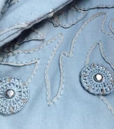 You have to see Alabama Chanin Craftsy Jacket on Craftsy!