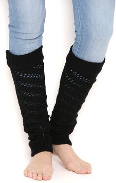 Deb Shops Knit Leg Warmer $7.00