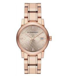 Swiss Made Burber...   http://wristtakerwatches.com/products/swiss-made-burberry-the-city-rose-gold-diamond-ladies-watch-bu9126?utm_campaign=social_autopilot&utm_source=pin&utm_medium=pin