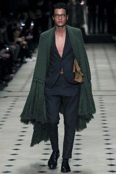 Burberry Prorsum [1]   AW15/16   Menswear #LCM