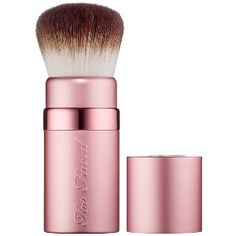 I'm totally getting this today, since I lost my favorite brush out last night.  :( Too Faced - Kabuki Brush #sephora