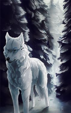 AT: Winter Breeze by impalae.deviantart.com on @DeviantArt