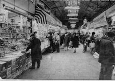 In door market Wigan Old Pictures, Old Photos, My Town, History Facts, Hungary, Childhood Memories, The Past, Old Things, England