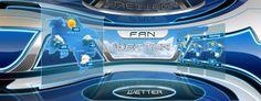 Studio Design * FAN Wetter on FAN Television by helmklopfen.deviantart.com on @deviantART