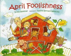 April Fool's Day Book & Activities