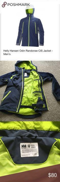 Great condition Helly Hansen coat Great used condition Helly Hansen jacket/coat size small Helly Hansen Jackets & Coats Ski & Snowboard