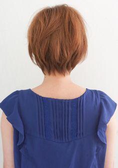 ほんわかナチュラルショート hs56271 | ANTI(アンティ)のヘアスタイル・髪型・ヘアカタログを探すなら楽天ビューティ。やや丸みのあるレイヤーショートボブ。全体的に中間付近からレイヤーと軽さを入れ、ハンドブローだけで自然な丸みのつく柔らかいシルエットのショート!スタリングに手間の・・・