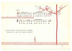 Kis emberek dalai (kotta) - Kodály Zoltán & Weöres Sándor, Gazdag Erzsi, Károlyi Amy, Csukás István Amy, Chart, Education, Music, Musica, Musik, Muziek, Onderwijs, Music Activities