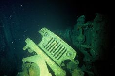 Underwater WWII Jeeps found in abundance around the Pacific islands area. Poor Jeeps!