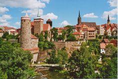 Bautzen, Stadt historischer Türme