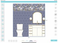 Design Appy and New design tool! Interior Design And Construction, New Construction, Tool Design, App Design, Visualizer App, Drafting Tools, Tile Layout, Apps, Tile Installation