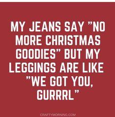Why I love leggings
