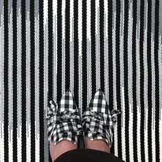 Squares and stripes: