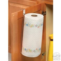 Over Cabinet Paper Towel Holder - Spectrum Diversified Designs 62970CWI - Space Savers - Camping World