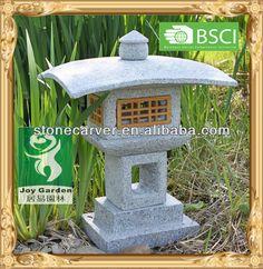 Pagoda Oriental Stone Concrete Lantern Japanese Antique Garden Yard *ships  Free | Pinterest | Yards, Gardens And Garden Ideas