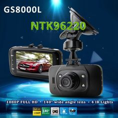 "Novatek 96220 Car DVR Camera 2.7"" TFT Dashcam Car Camera Full HD 1080P Night Vision Camrecorder Video Registrator Car Black Box"