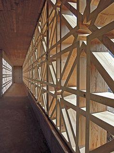 Bernardo Bader Architekt Islamischer Friedhof
