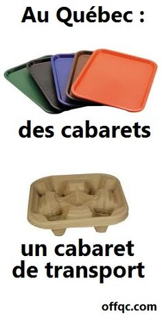 5 random items related to Québécois French, Montréal and elections   OffQc   Quebec French Guide