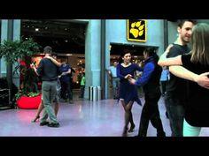 Highlight Schnitt Tango Flashmob Q19. fhSPACE - FH St. Pölten 2012