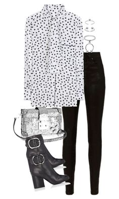 """Untitled #3330"" by theeuropeancloset ❤ liked on Polyvore featuring rag & bone, Dolce&Gabbana, Alexander Wang and Maria Francesca Pepe"