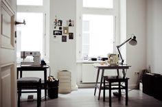 studio heaven.  from freunde von freunden