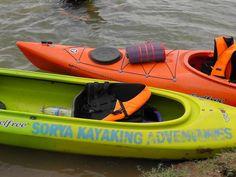 Sorya Kayaking In Kratie, Cambodia